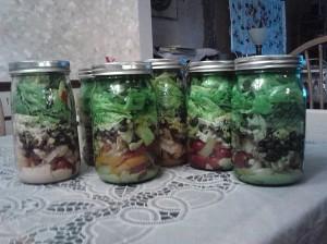 southwestern salads