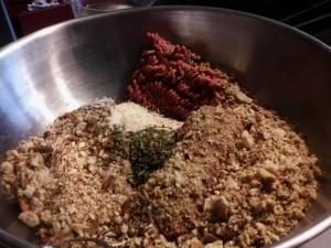 meatballs bowl