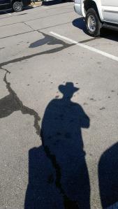 Josh CC cowboy shadow