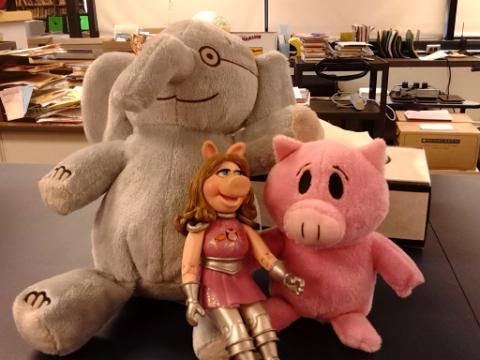 piggy elephant piggy