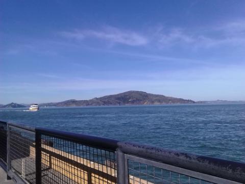alcatraz dock