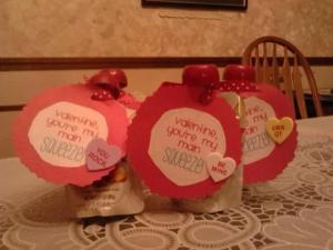 applesauce valentines