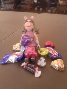 piggy cnyrw chocolate