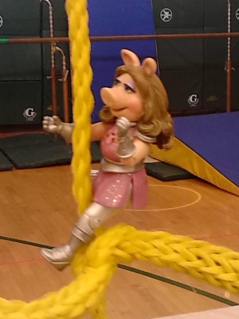 piggy rope