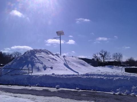 snow mountain 1
