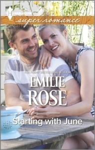 December Starting With June Emilie Rose
