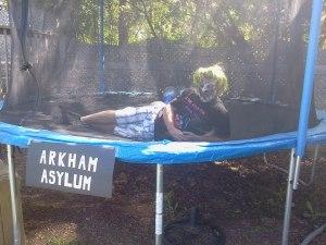 batman trampoline