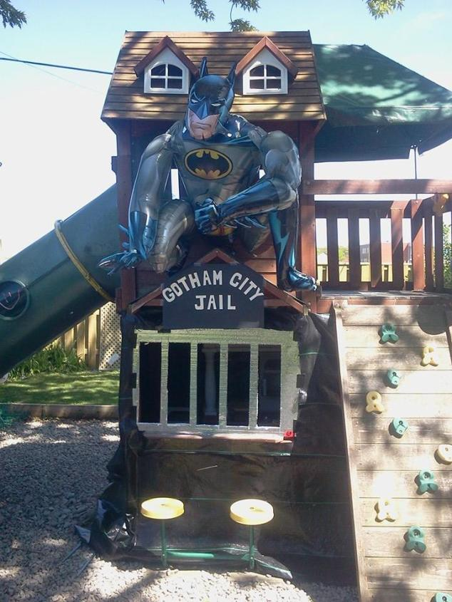 gotham jail