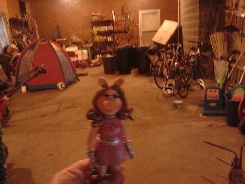 piggy garage