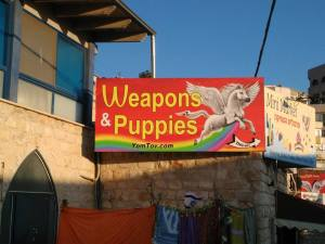 Josh Weapons & Puppies
