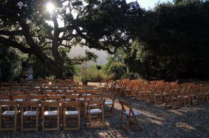 Dan wedding chuppah chairs