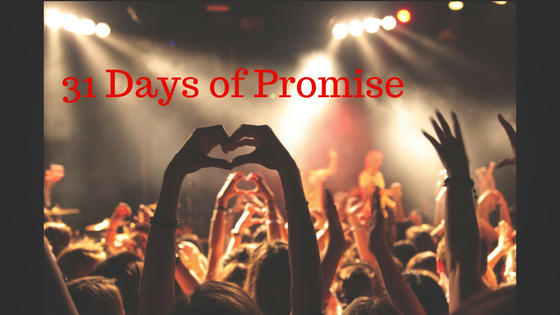 31 Days of Promise